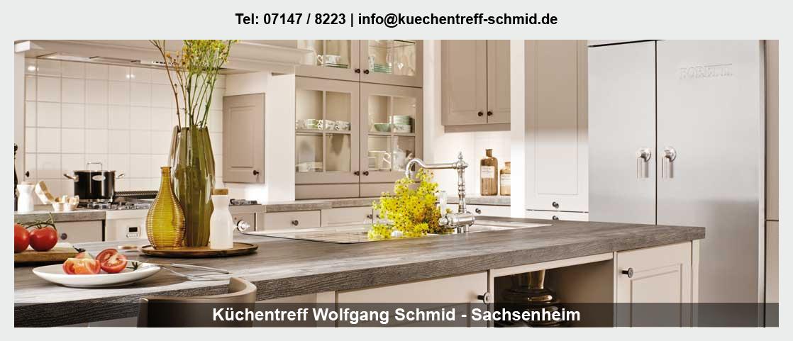 Küchen Erligheim - Küchentreff Wolfgang Schmid: Küchenberatung, Arbeitsplatten